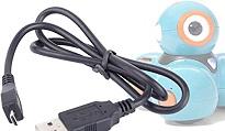 Robot dash avec cable